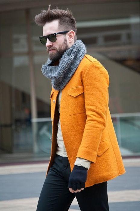 bufandas barba