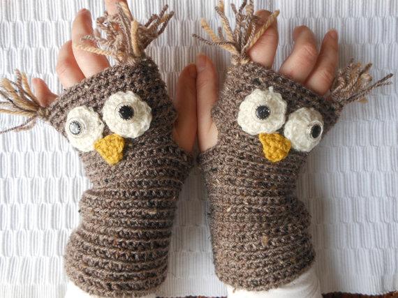 buho guantes