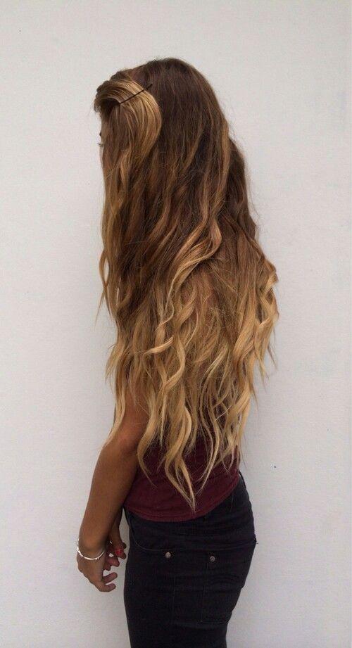 cabello super largo