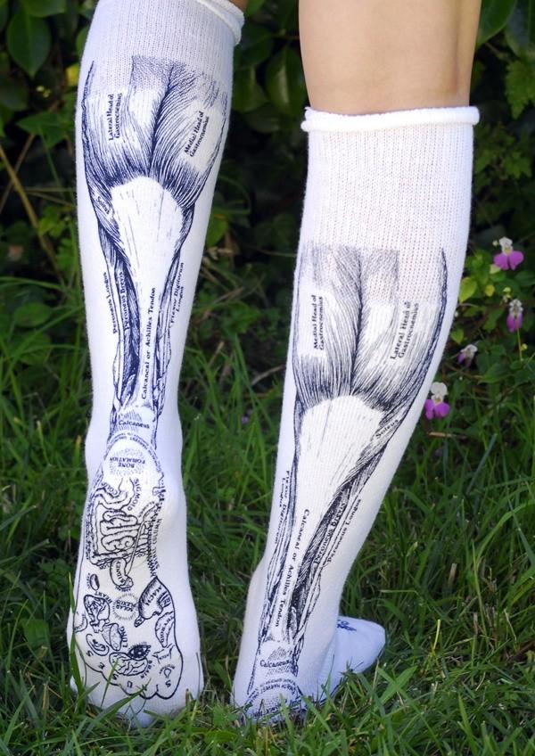 calcetas musculos