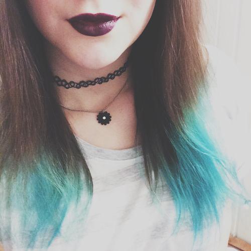 castano azul
