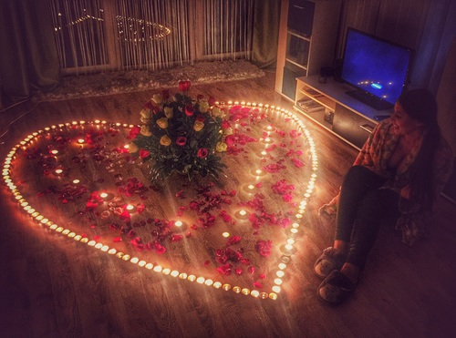 20 detalles que me encantar a que mi novio tuviera conmigo for Cena romantica que cocinar