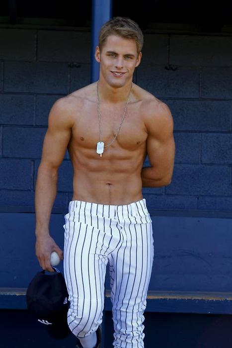 Hot baseball pants