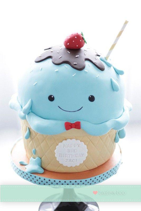 cono pastel