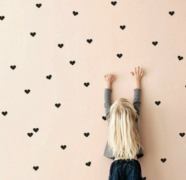 15 creativas ideas para pintar la pared de tu rec mara for Moda en pintura de paredes