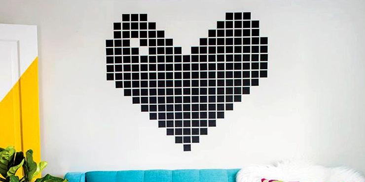hermosas ideas de pintura de la casa 15 Creativas Ideas Para Pintar La Pared De Tu Recmara
