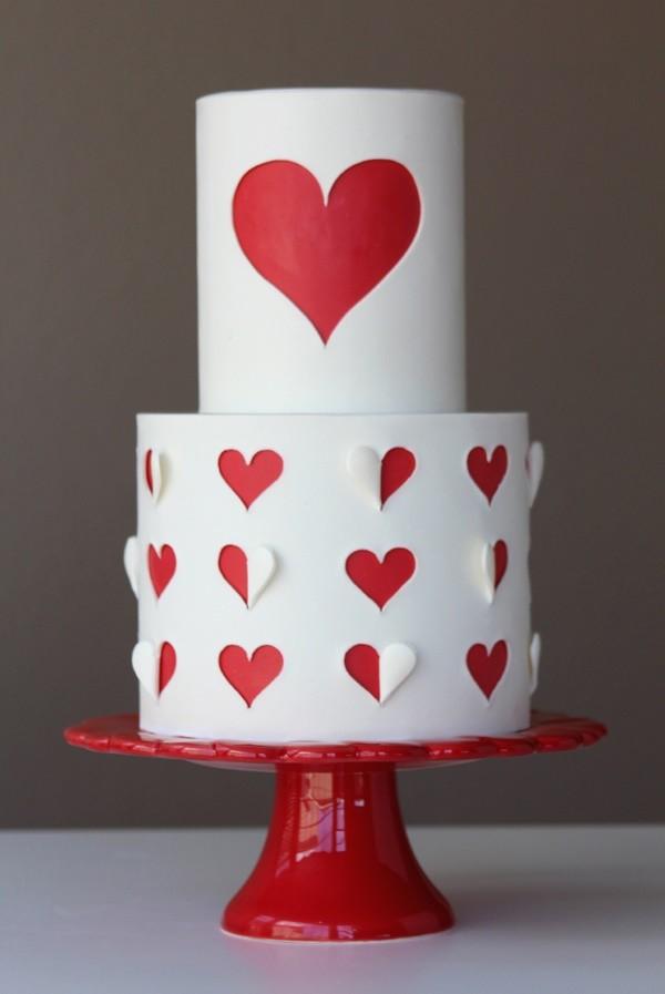corazones pastel