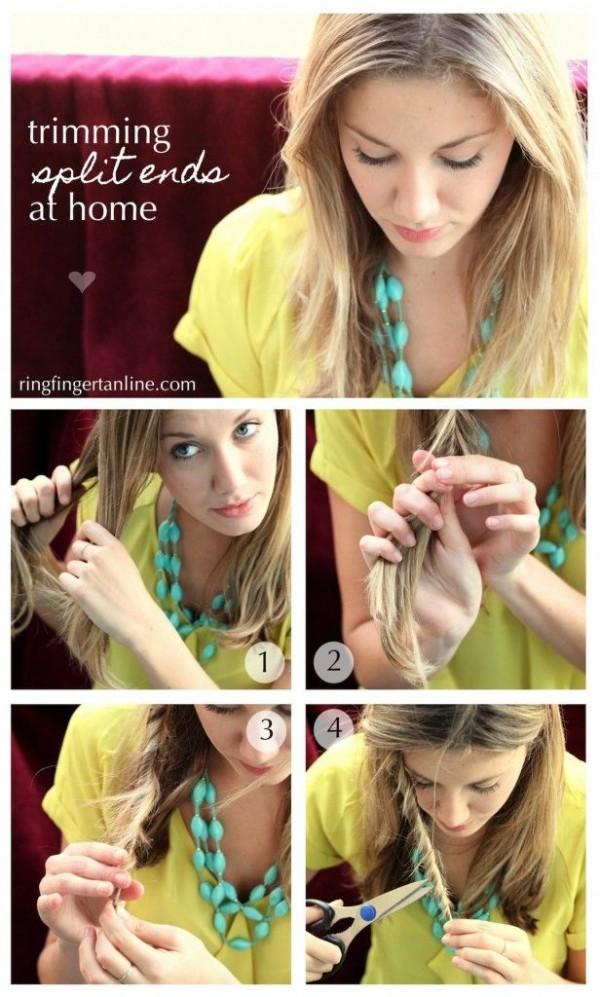 cortar puntas