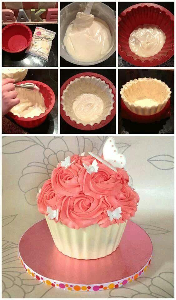 cupcake gigantes