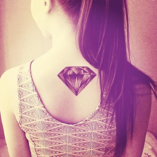 diamante espalda