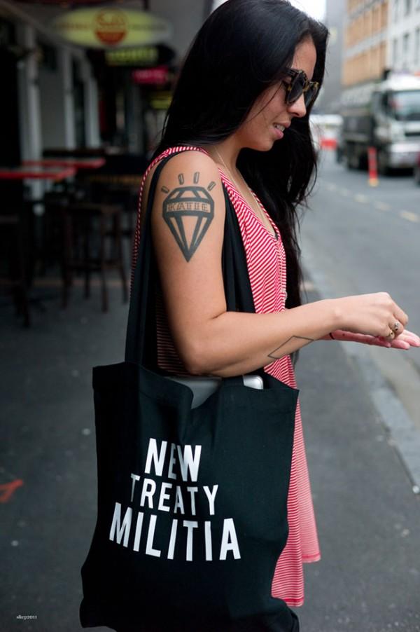 diamond -tattoo