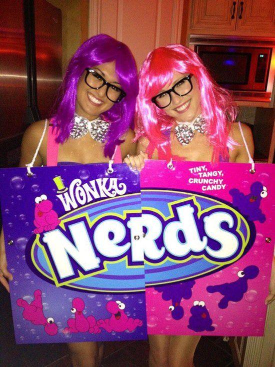 disfraz nerds
