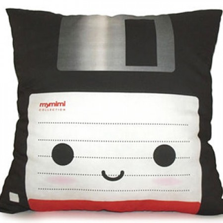 disket pillow