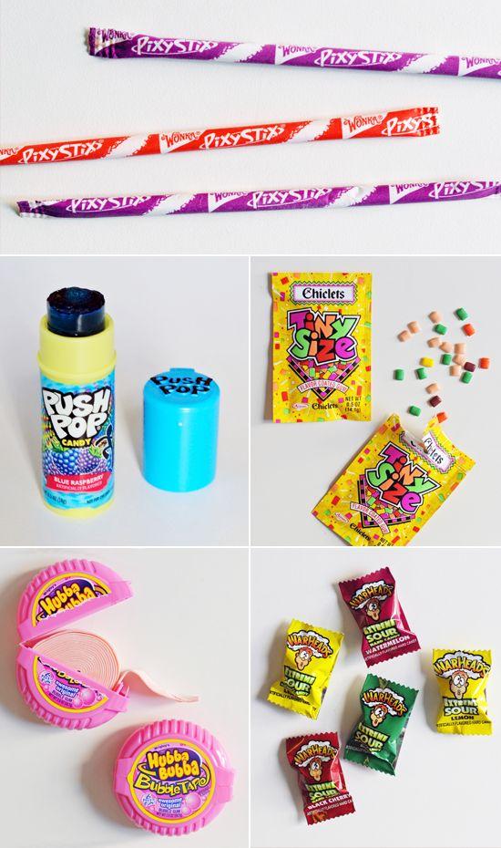 dulces 90