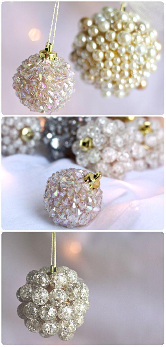 esferas perlas