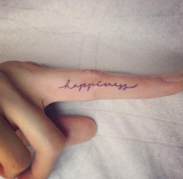 felicidad tatuaje