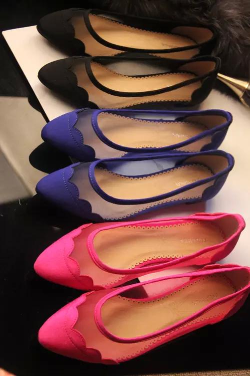 flats fashion