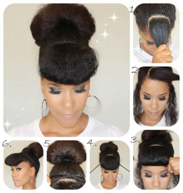 fleco cabello rizado