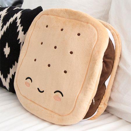 galletas almohadas