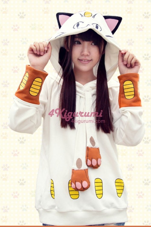 gato hoodie