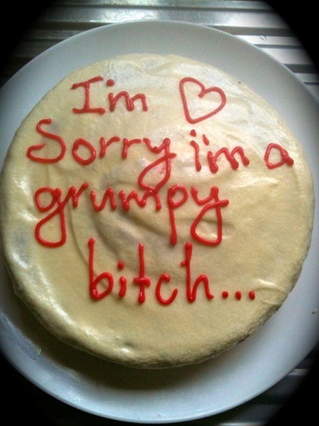 grumpu cake