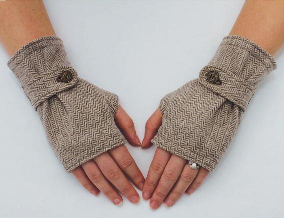 guantes elegantes