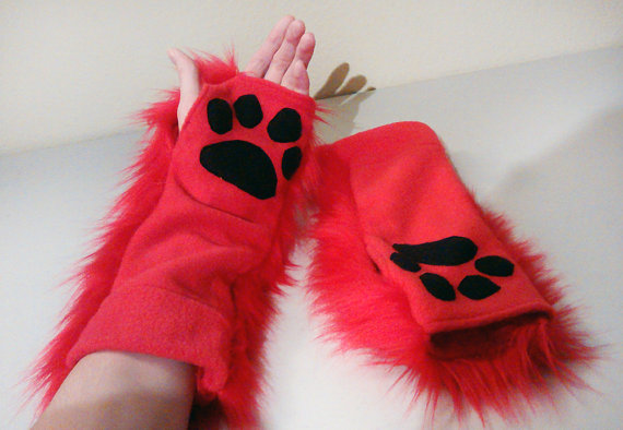 guantes huella