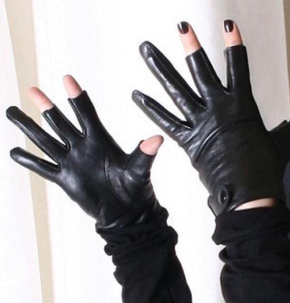 guantes rock