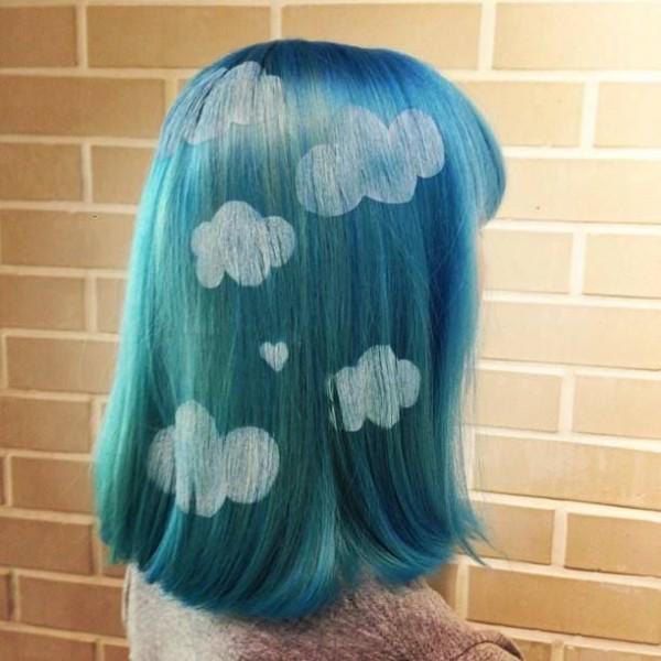 hair nubes