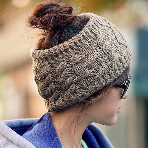 headband winter