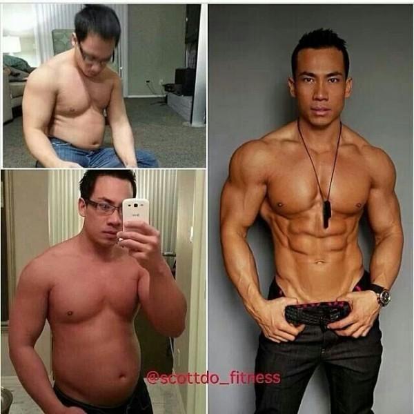 hombres transformacion