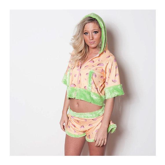 hoodie pijama