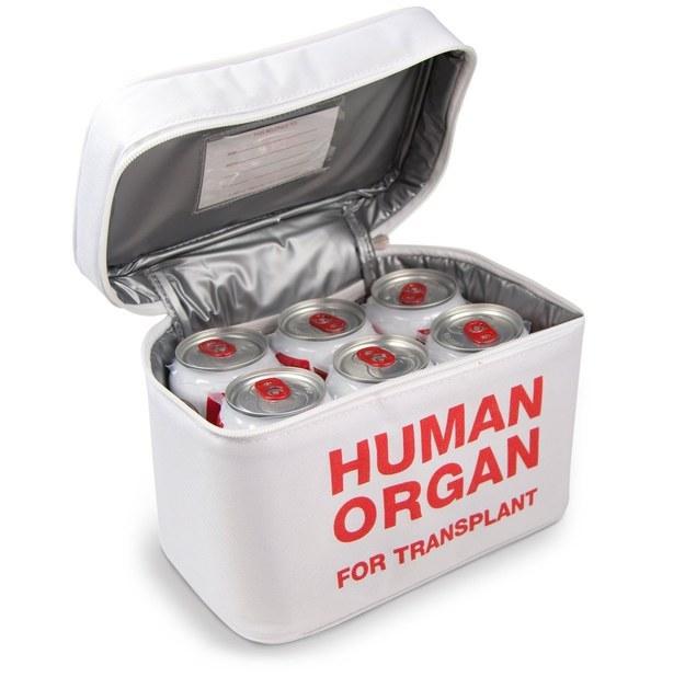humanorgan bag