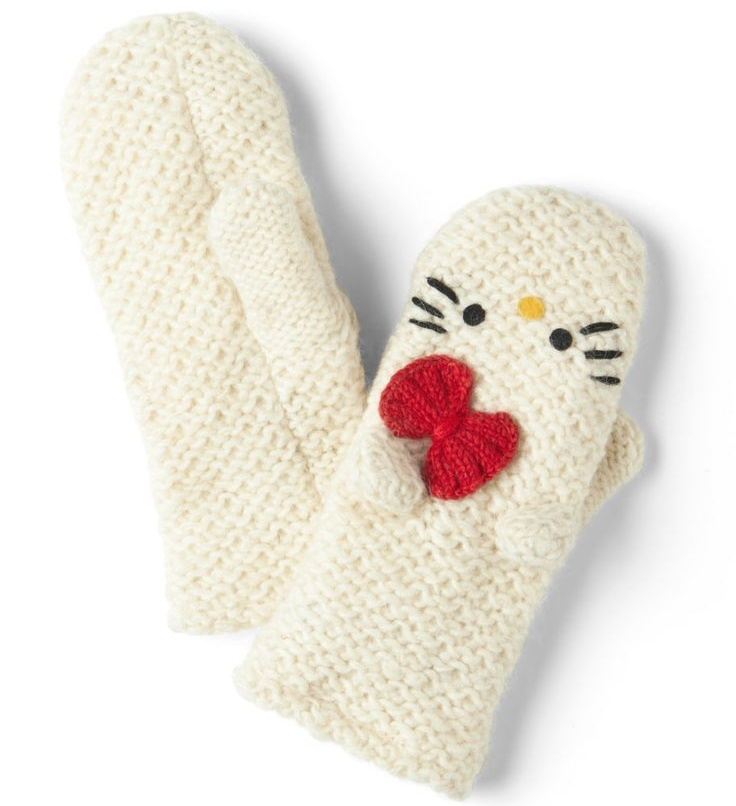 kitty guantes