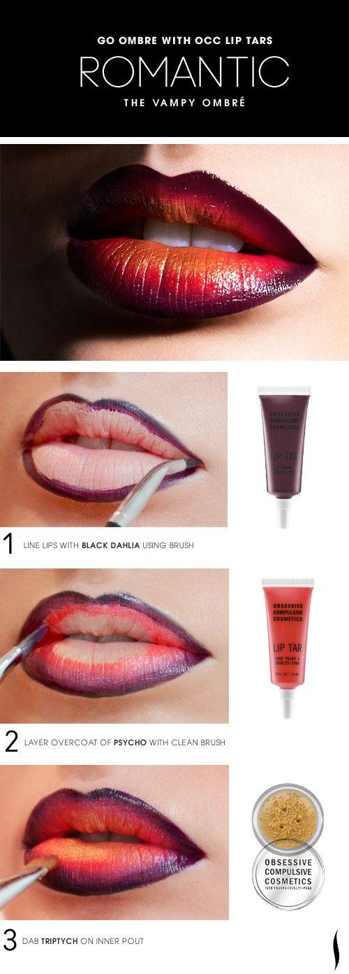 labios ombre