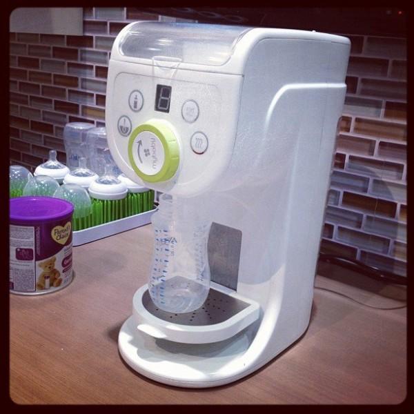 leche maquina