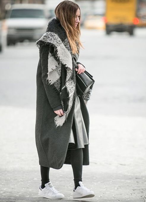 leggings abrigo