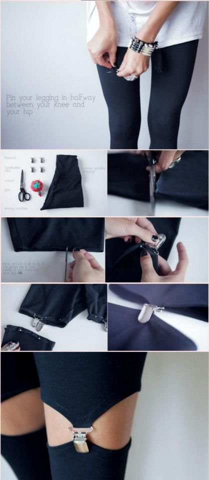 leggins diy