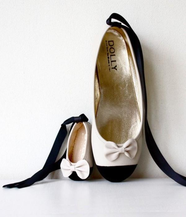 mama e hija zapatos
