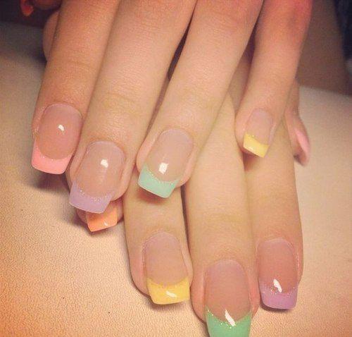 manicure colores