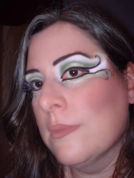 maquillaje desastre