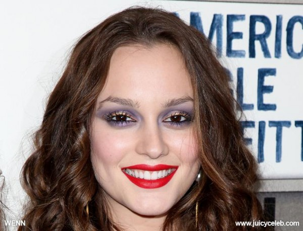 Leighton Meester American Eagle Outfitters flagship store preview party in Times Square - Arrivals Featuring: Leighton Meester Where: New York City, United States When: 17 Nov 2009 Credit: WENN