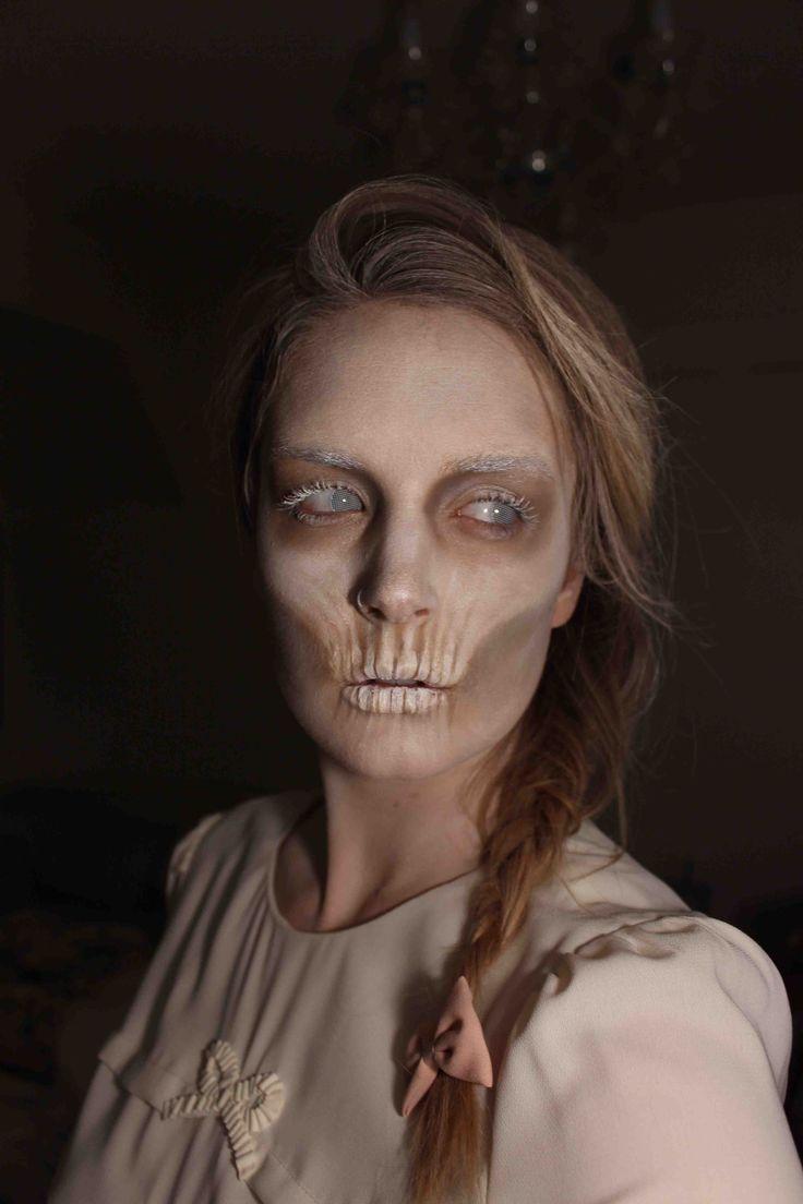 maquillaje hall