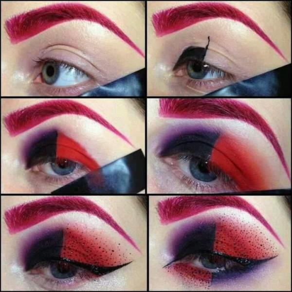 maquillaje harley