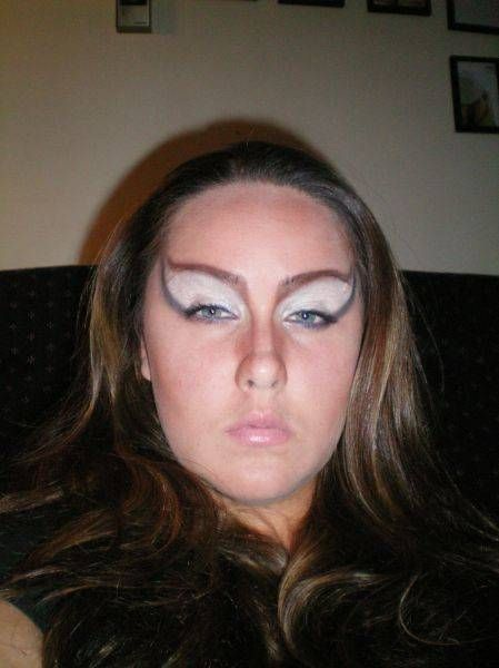 maquillaje meme