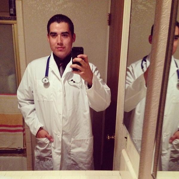 medico disfraz