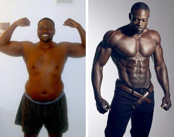 men before after