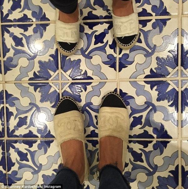 mismos zapatos