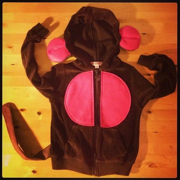mono hoodie