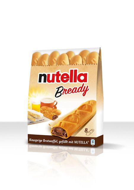 nutella bready